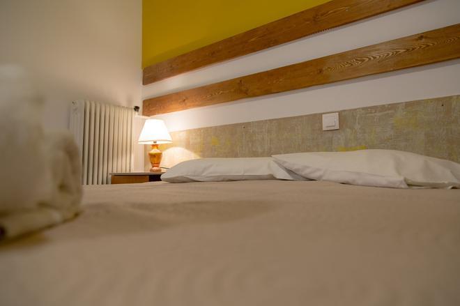 Galaxy Hotel - Loutraki - Bedroom