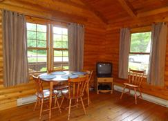 Adventures East Cottages And Campground - Baddeck - Comedor