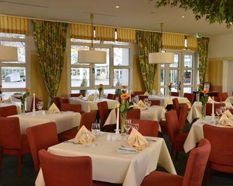 AMBER HOTEL Leonberg/Stuttgart - Leonberg - Ресторан