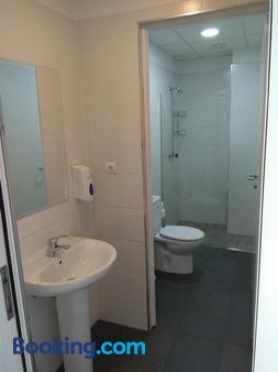 Check in Leon - Hostel/Backpacker - León - Bathroom