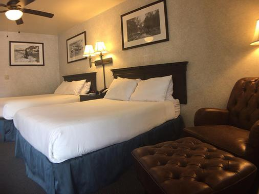 The Springs Resort And Spa - Pagosa Springs - Bedroom