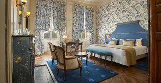 Chateau d'Audrieu - Caen - Bedroom