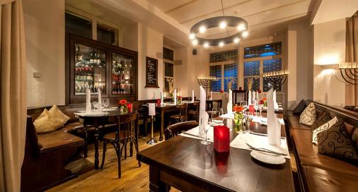 巴登巴登梅斯默多林特梅森酒店 - 巴登巴登 - 巴登-巴登 - 酒吧