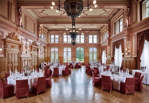 巴登巴登梅斯默多林特梅森酒店 - 巴登巴登 - 巴登-巴登 - 宴會廳