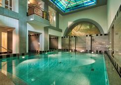 巴登巴登梅斯默多林特梅森酒店 - 巴登巴登 - 巴登-巴登 - 游泳池