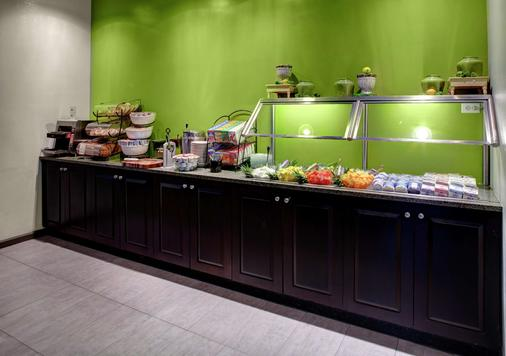 Hilton Garden Inn New York/Manhattan-Chelsea - New York - Buffet