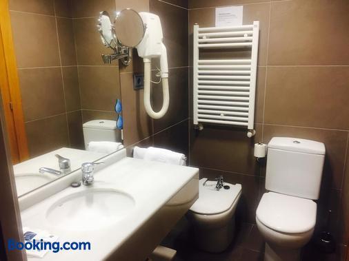拉斯奧拉斯酒店 - 諾哈 - 浴室