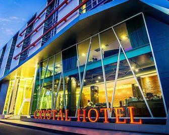Crystal Hotel Hat Yai - Hat Yai - Κτίριο