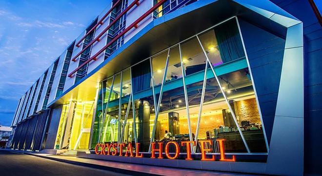 Crystal Hotel Hat Yai - Hat Yai - Building
