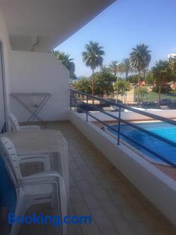 Apartamentos Carteia - Quarteira - Balcony