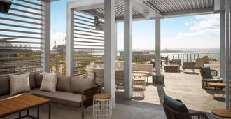 Residence Inn by Marriott San Diego Downtown/Bayfront - סן דייגו - מרפסת