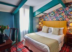 Hôtel Georges VI - Biarritz - Bedroom