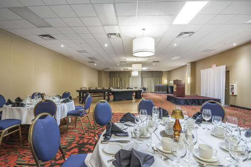Quality Hotel & Conference Centre - Fort McMurray - Αίθουσα συνεδριάσεων