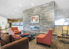 Quality Hotel & Conference Centre - Fort McMurray - Oleskelutila