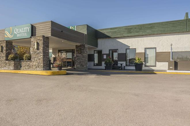 Quality Hotel & Conference Centre - Fort McMurray - Rakennus