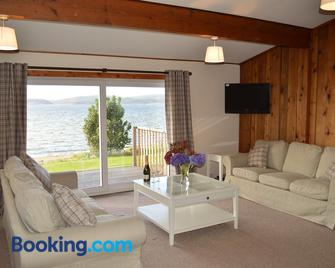 Cockleshell Lodge - Tighnabruaich - Huiskamer