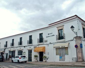 Hotel Santa Comba - Moura - Building