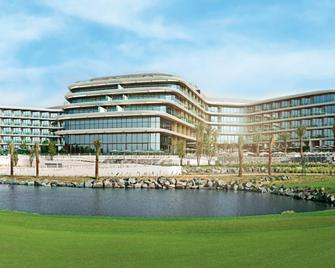 Ja Lake View Hotel - Mina Jebel Ali - Building