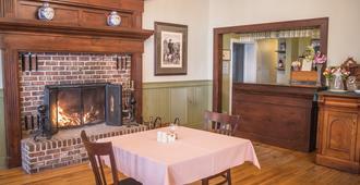 Braeside Country Inn - Pictou - Dining room