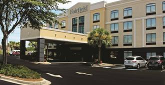 Fairfield Inn & Suites by Marriott Charleston Airport/Convention Center - North Charleston - Edificio