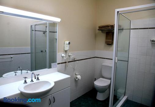 Travellers Motor Village - Newcastle - Bathroom