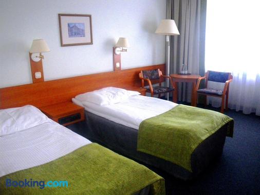 IOR 酒店 - 波茲南 - 波茲南 - 臥室
