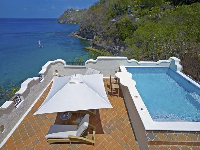 Cap Maison Resort & Spa - Gros Islet - Pool