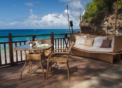 開普梅森度假水療酒店 - Cap 莊園 - 格羅斯島 - 陽台