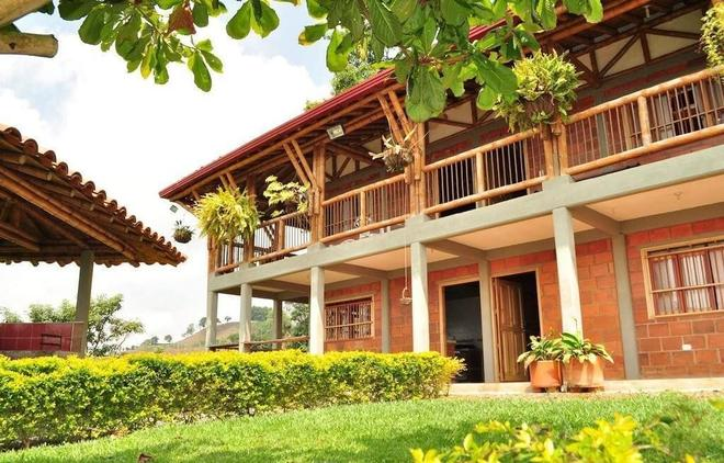 Finca Hotel Villa Ilusion - Pereira - Κτίριο