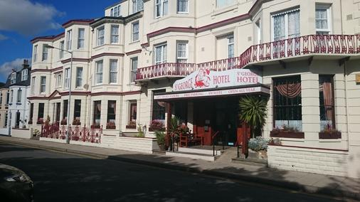 St George Hotel - Great Yarmouth - Toà nhà