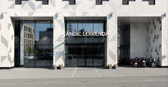 Scandic Lerkendal - טרונדהיים - בניין