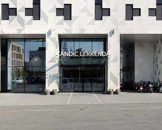 Scandic Lerkendal - Тронгейм - Building