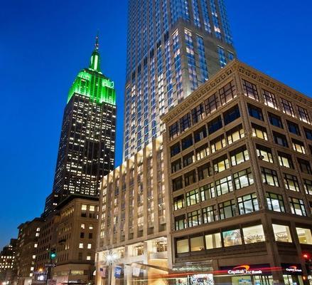 紐約第五大道朗豪坊酒店 - 紐約 - 紐約 - 建築