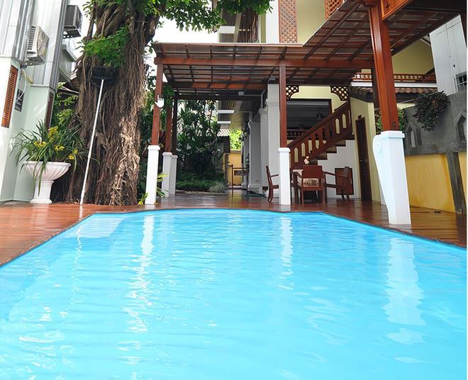 Sri-Pat Guesthouse - Chiang Mai - Pool