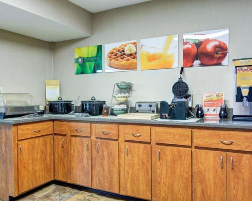 Quality Inn - Conway - Buffet