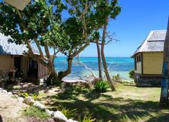 日出礁湖家庭旅館 - Nanuya Lailai Island - 室外景
