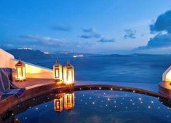 Andronis Luxury Suites - Oia - Salon