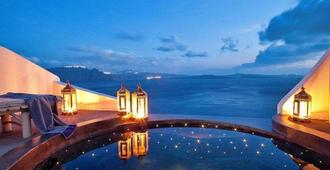 Andronis Luxury Suites - Oia - Piscina