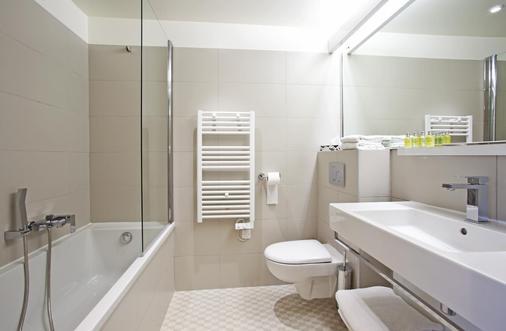 Best Western Hotel Paradou - Avignon - Kylpyhuone