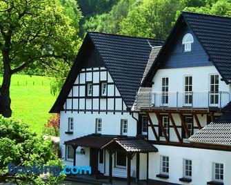 Haus Berghoff - Sundern - Building