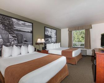 Super 8 Amherst - Amherst - Bedroom