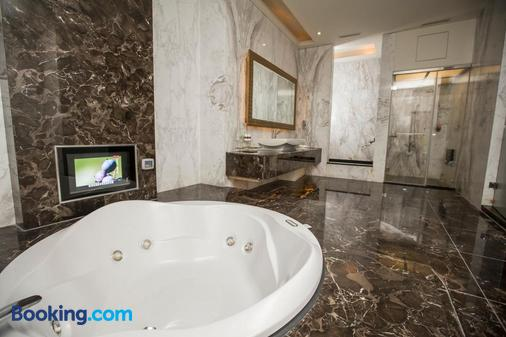 Moonarea Business Leisure Motel - Douliu City - Bathroom