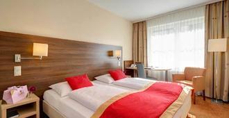 Hotel Alpha Wien - וינה - חדר שינה