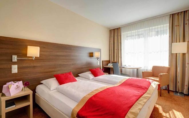 Hotel Alpha - Vienna - Camera da letto