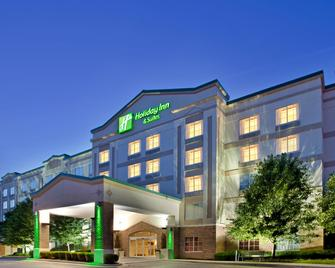Holiday Inn Hotel & Suites Overland Park-Convention Center - Overland Park - Gebäude