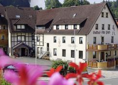 Gasthof-Pension Alte Post - Obertrubach - Gebäude