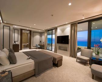 Ramada Plaza by Wyndham Trabzon - Trabzon - Bedroom