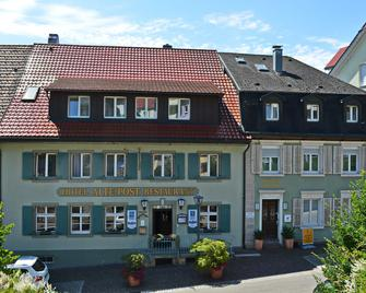 Hotel Alte Post - Laufenburg - Building