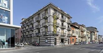 Hotel Eden - ויארג'ו - בניין