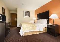 Days Inn by Wyndham Greenwood SC - Greenwood - Bedroom